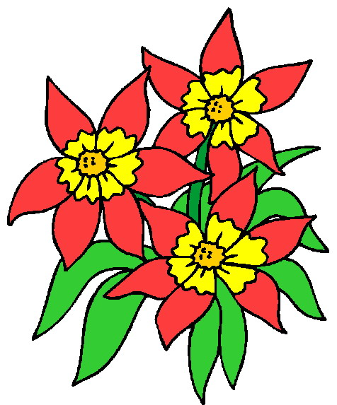 476x573 Flowers Clip Art Flowers And Plants
