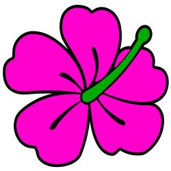 250x250 Pink Flower Border Clip Art Clipart Panda