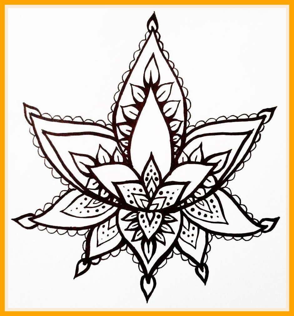 940x1010 Fascinating Lotus Drawing Clip Art On Clipart For Flower Trends