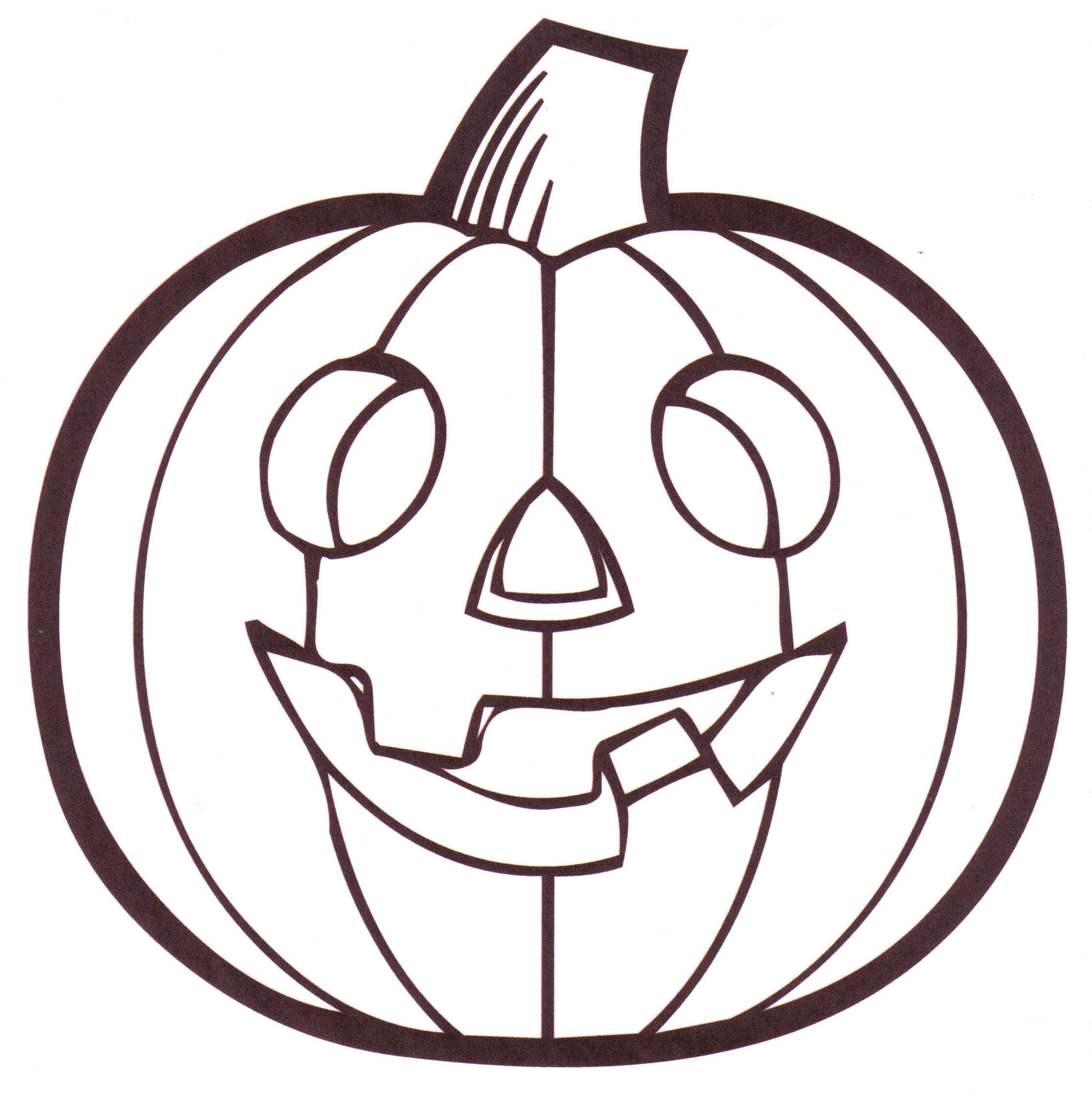 2230x2244 Expert Free Printable Pumpkin Pictures Pumpkins Coloring Pages Fun