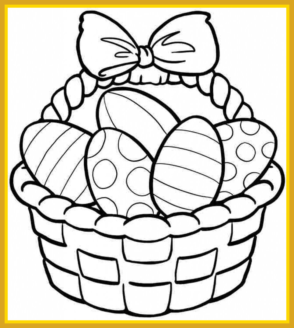 963x1074 Astonishing Part Hearts And Coloring Pic For Flower Basket Styles
