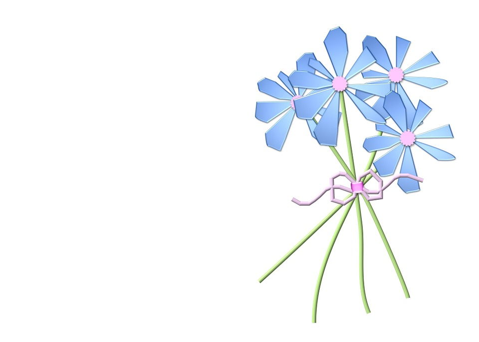 960x685 May Flowers Clipart