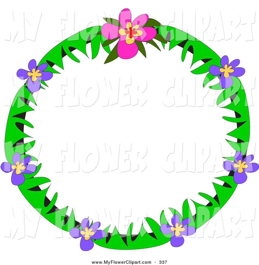 1024x1044 Purple Flower Border Clip Art Clipart Panda