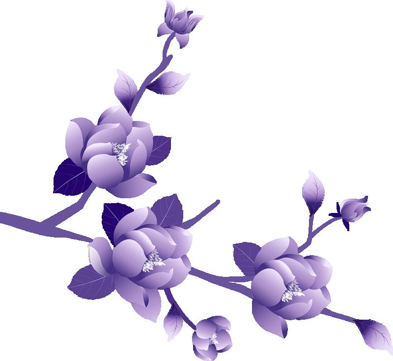 800x734 Purple Flower Rose Clip Art