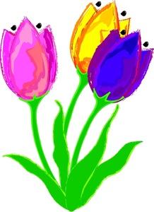 218x300 Splendid Ideas Easter Flower Clipart Flowers Borders Clip Art
