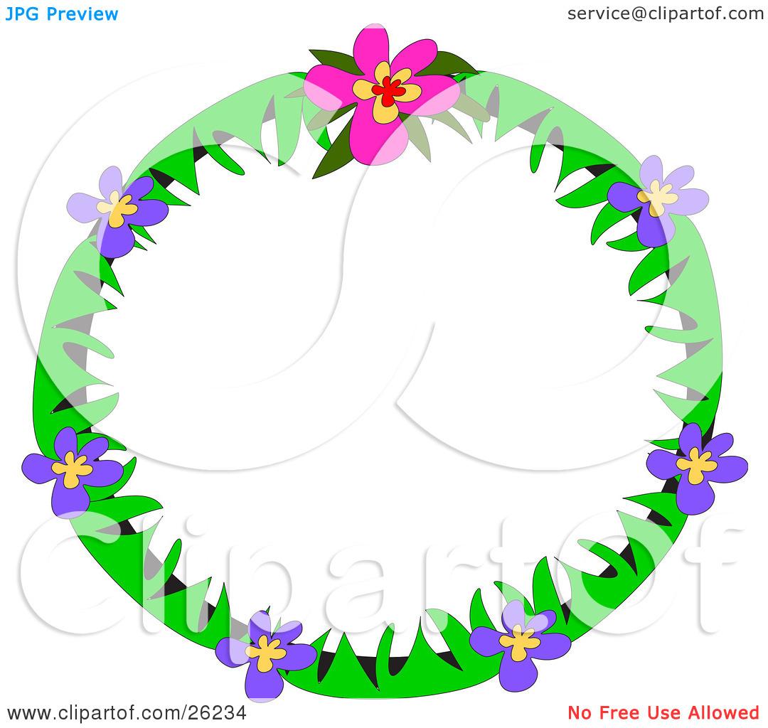 1080x1024 Flower Border Clip Art Clipart Panda