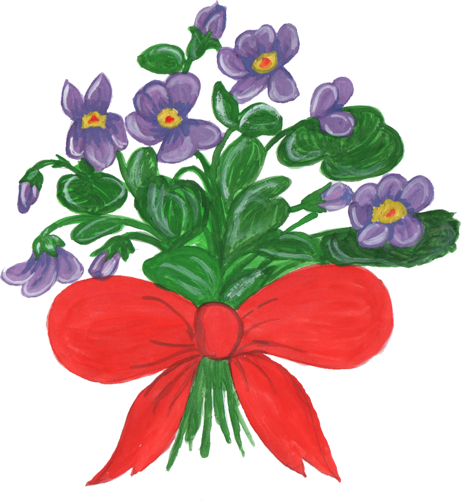 944x1024 10 Flower Bouquet (Png Transparent)