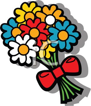 301x350 Flower Cartoon Pictures Clip Art Find