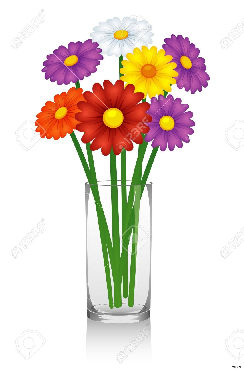 855x1300 Bouquet Clipart Vase Clip Art 1h Vases Flower Pin Blue 2i 2d