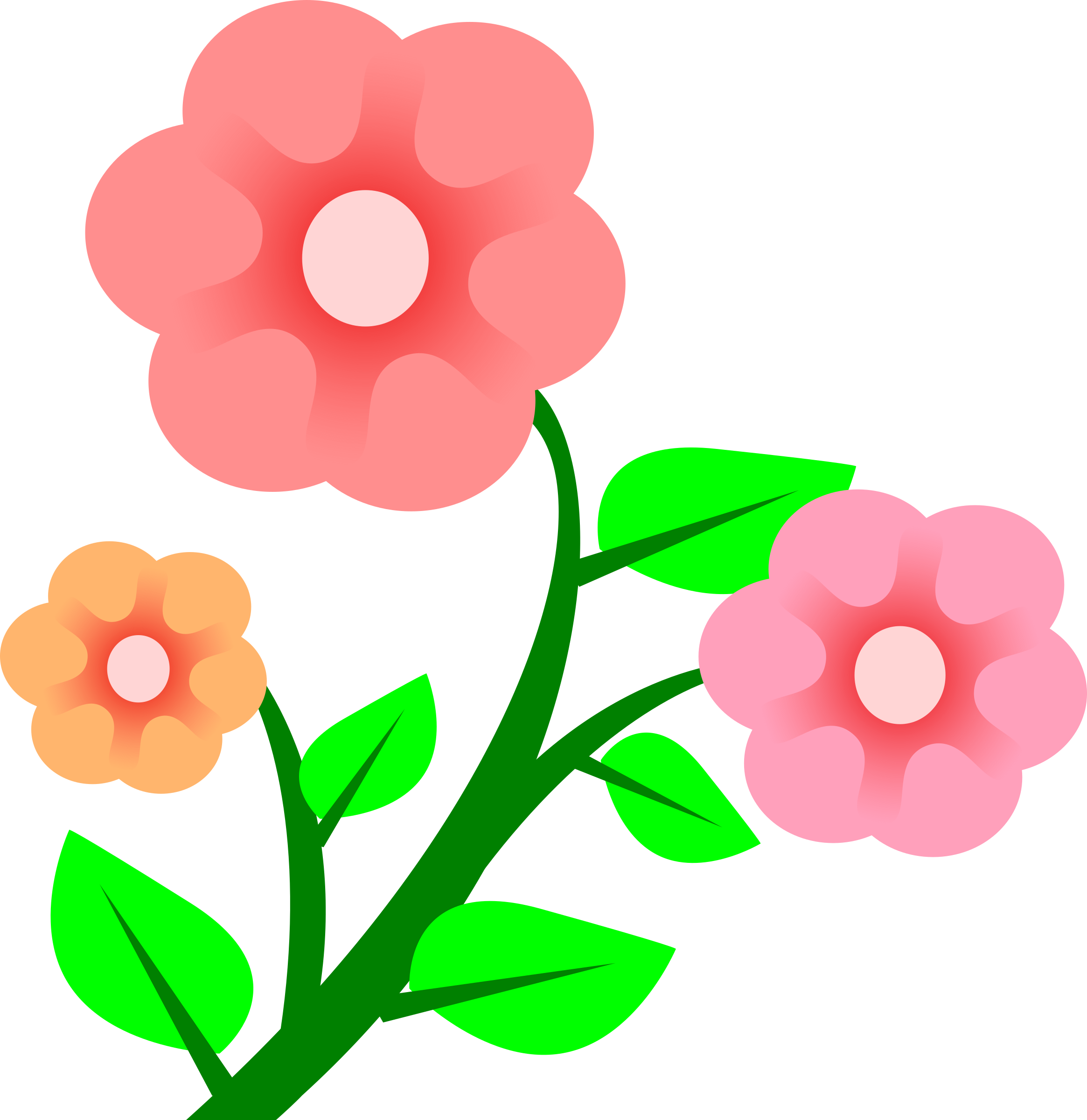 flower cartoon clipart at getdrawings com free for personal use rh getdrawings com