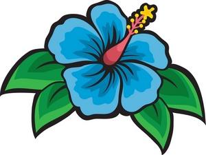 300x225 Free Hibiscus Flower Clipart Image 0071 0910 0216 0226 Acclaim
