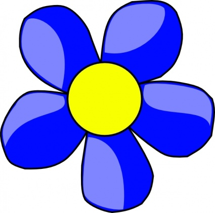 flower clipart images at getdrawings com free for personal use rh getdrawings com blue bell flower clipart light blue flower clipart