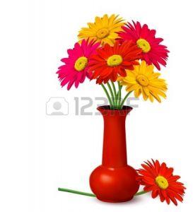 273x300 Flower Vase Clipart Best Of Vase Flowers Clip Art Flower Design