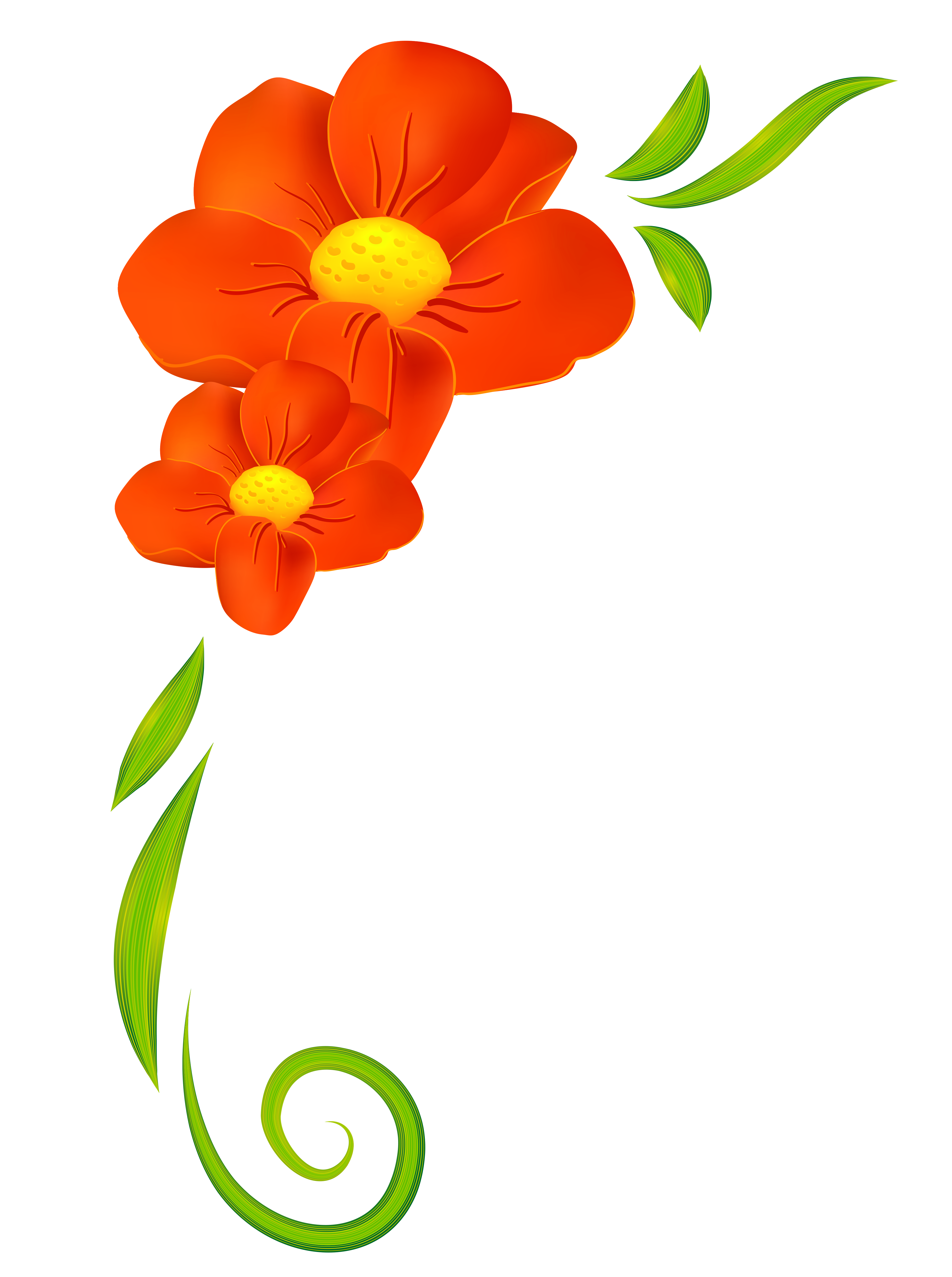 Flower Frame Clipart At Getdrawings Com Free For Personal Use