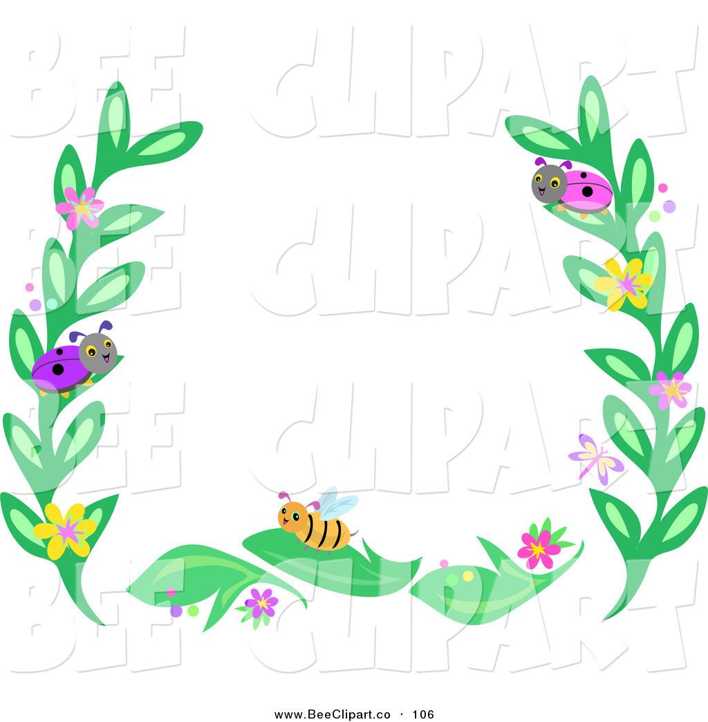 1024x1044 Border Frame Border Clip Art Flower Border Clip Art Bee Border