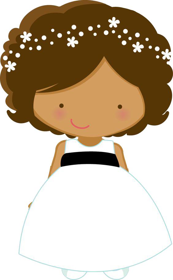 564x912 Flower Girl Wedding Bride Page Boy Clip Art