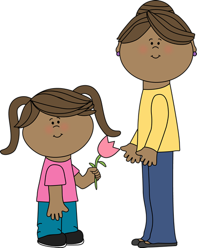 397x500 Mother's Day Clip Art