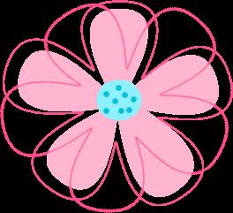 264x241 Flower Clip Art