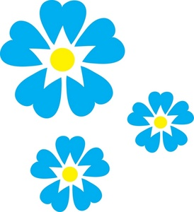 274x300 Flowers Clipart Image