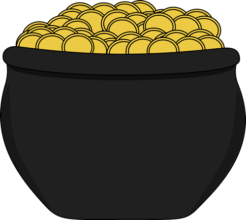500x447 Pot Of Gold Clipart Amp Look At Pot Of Gold Clip Art Images