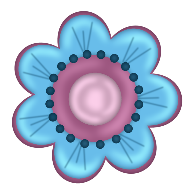 Flower Power Clipart