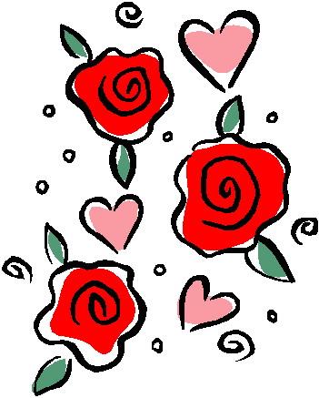 351x437 Trendy Design Ideas Roses Clipart Rose Clip Art Panda Free Images