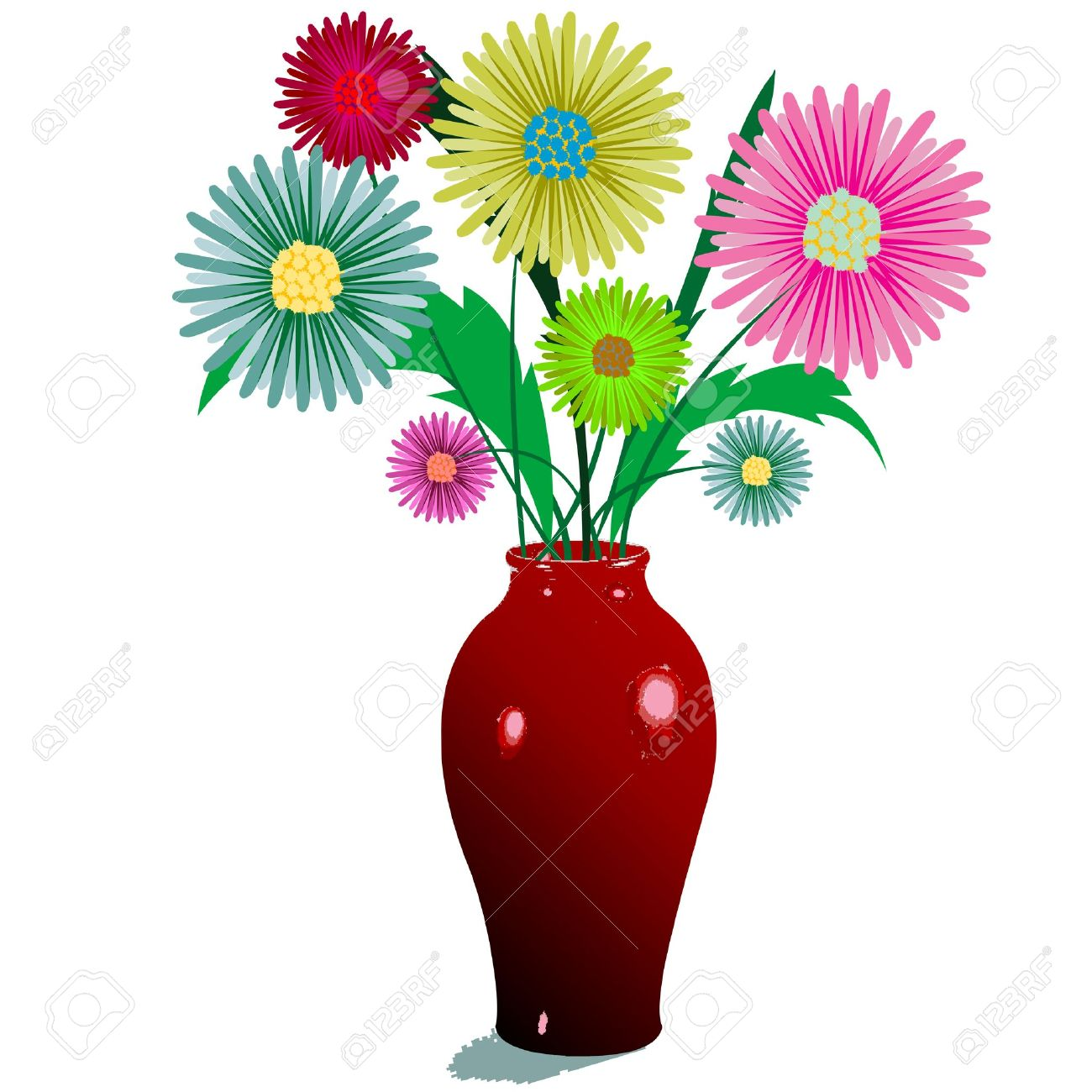 Flower Vase Clipart at GetDrawings.com | Free for personal use ...