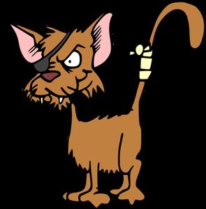 Fluffy Cat Clipart