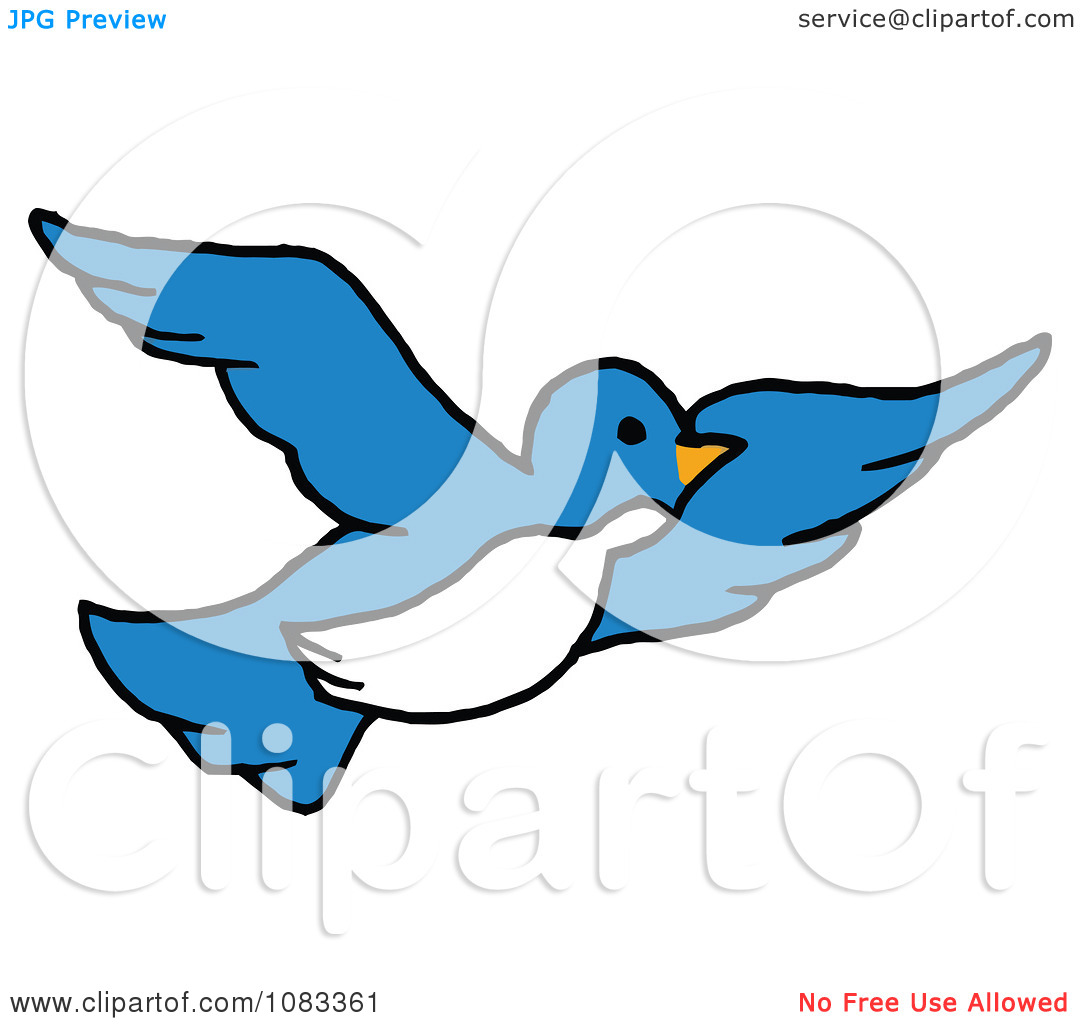 1080x1024 Flying Bird Clipart