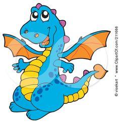 236x244 Cute Dragons Cartoon Clip Art Images.all Dragon Cartoon Picture