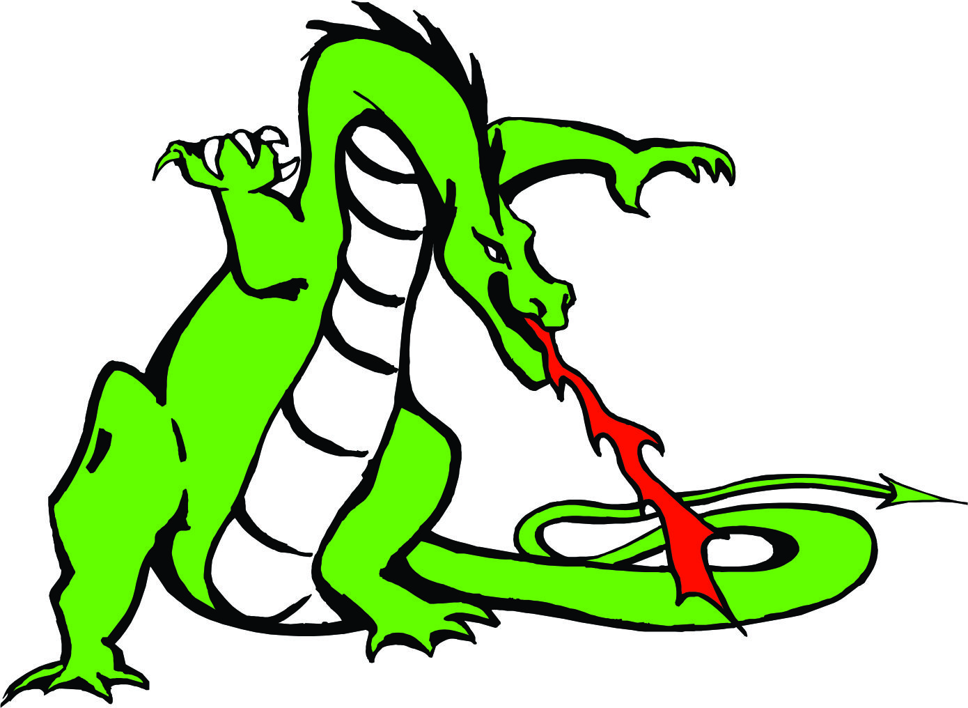 1390x1016 Dragon Clipart Fierce Dragon Free Collection Download And Share