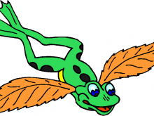 220x165 Fantasy Clip Art Fantasy Green Dragon Kid Fantasy Green Dragon