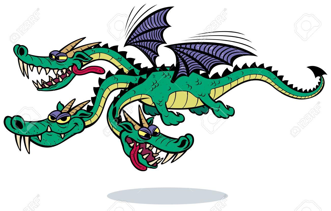 1300x831 Monster Dragon Clipart, Explore Pictures