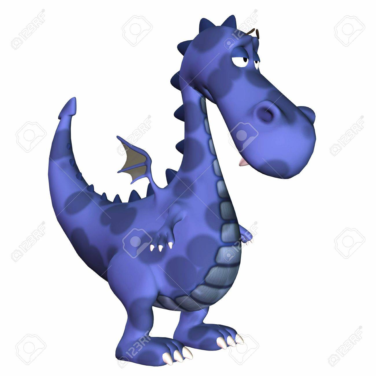 1300x1300 Blue Dragon Clipart Flying Animation