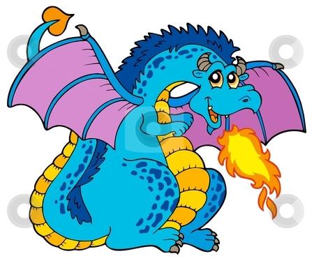 450x377 Blue Dragon Clipart Flying Dragon 3081431