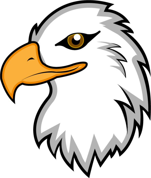flying eagle clipart at getdrawings com free for personal use rh getdrawings com clipart eagles head clipart eagles soaring