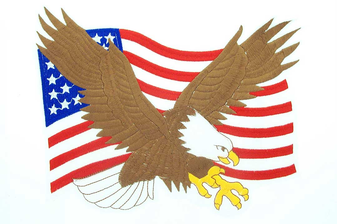 flying eagle clipart at getdrawings com free for personal use rh getdrawings com american bald eagle clip art eagle holding american flag clip art