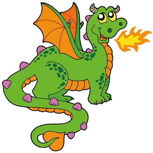 600x600 Dragon Clipart Fairytale 3238528