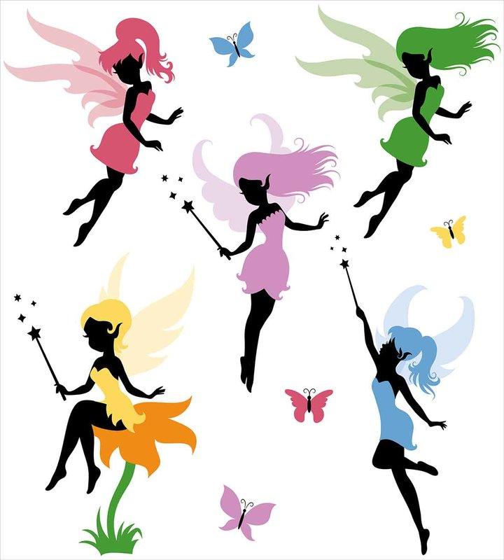 720x800 Fantasy Butterfly Princess Clipart Amp Fantasy Butterfly Princess