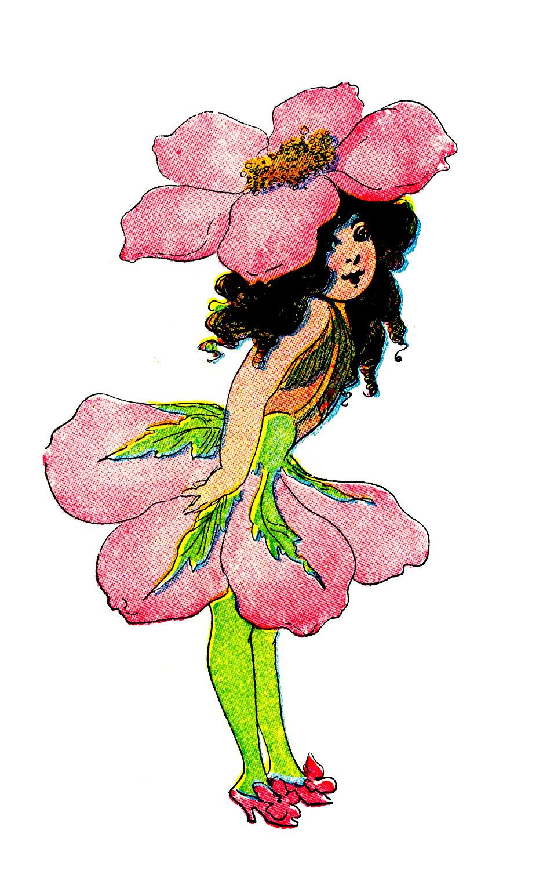 937x1500 Flying Fairy Clipart 1 7
