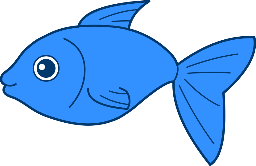 830x540 Fantastical Cute Fish Clipart Free Clip Art Pictures Graphics