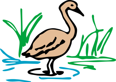 400x284 Swan Clip Art Free Clipart Images Image