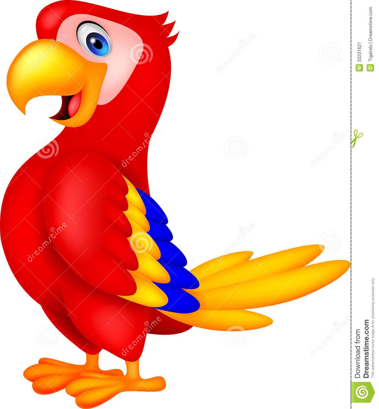 1204x1300 Cute Parrot Clipart Bird Cartoon Illustration 33231621 Talking