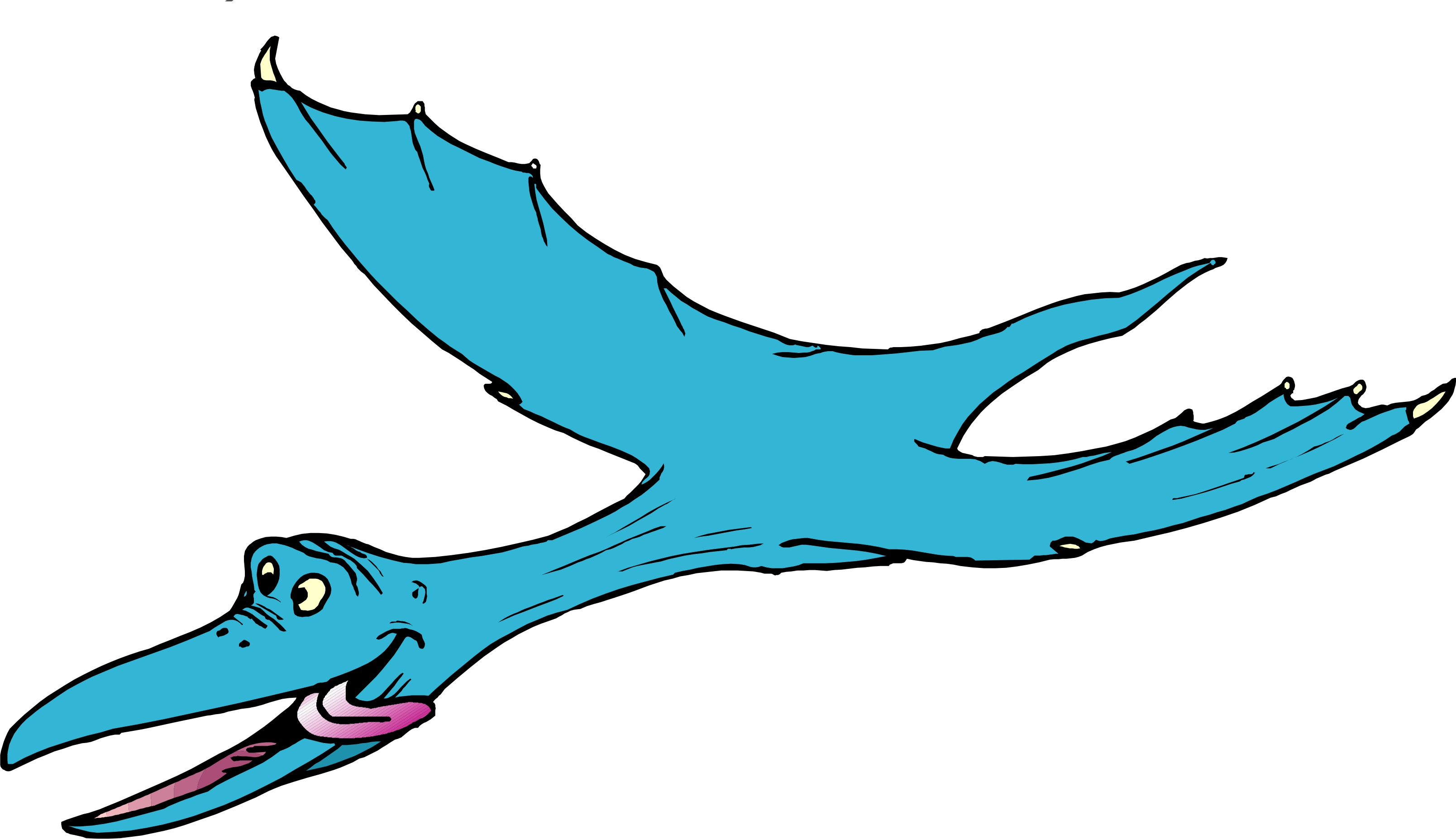 3217x1854 Collection Of Cute Flying Dinosaur Clipart High Quality