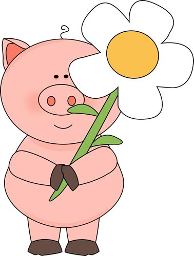 378x500 Exclusive Clip Art Pig