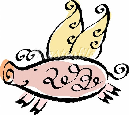 550x490 137 Best When Pigs Fly! Images On Pigs, Little Pigs