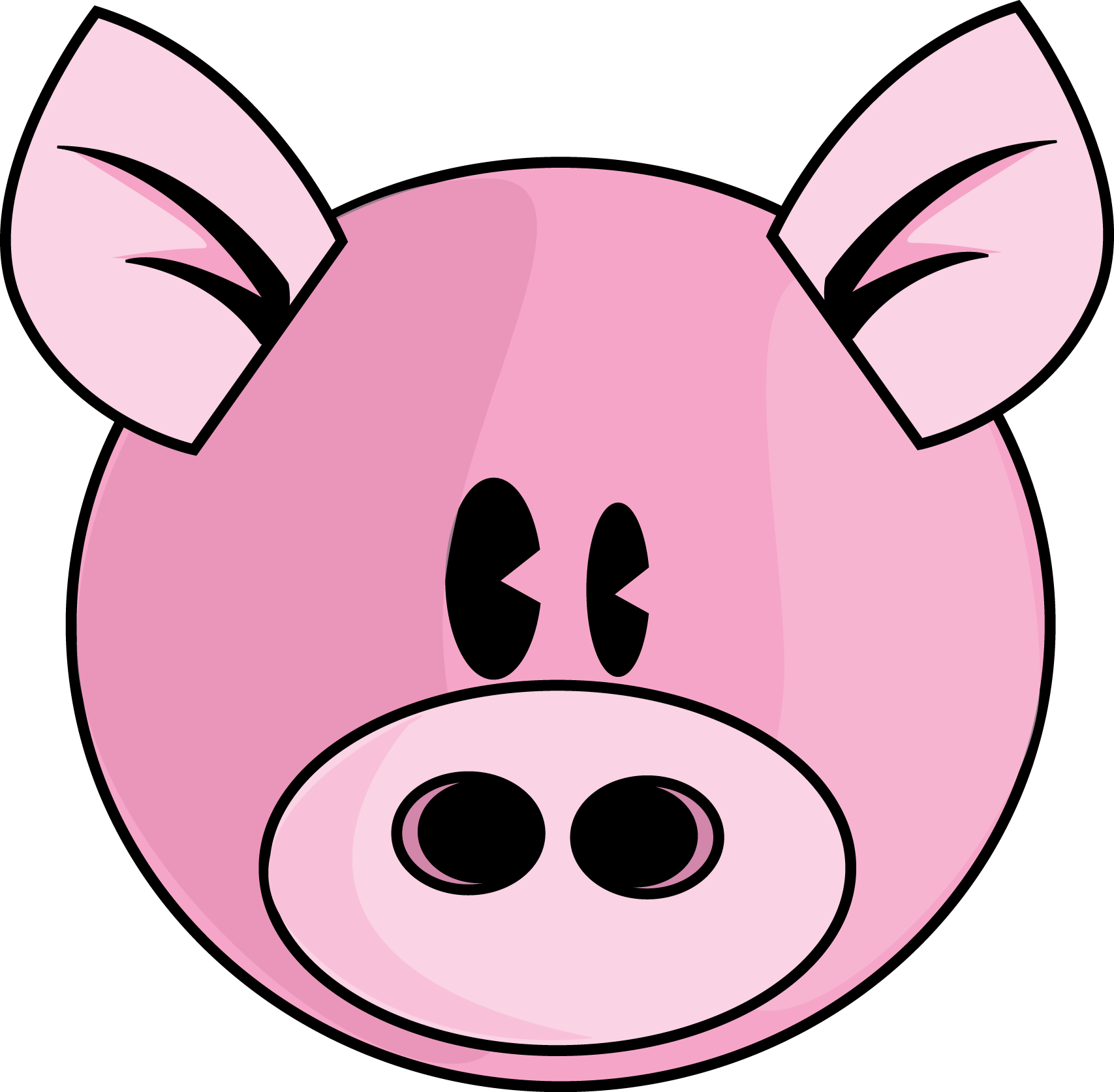 Pigs Drawing at GetDrawings.com | Free for personal use Pigs Drawing ...