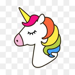 260x260 Horse Unicorn Silhouette Clip Art