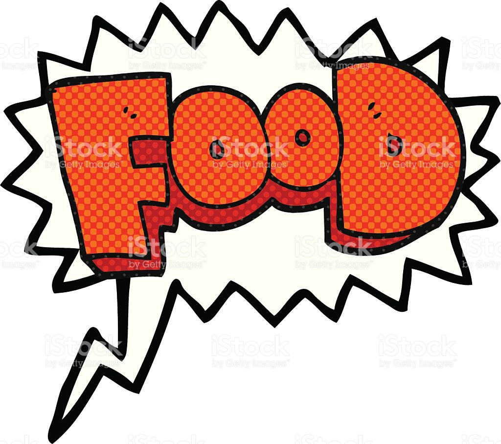 1024x907 Word Clipart Food