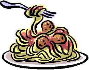 350x276 Food Dish Clipart